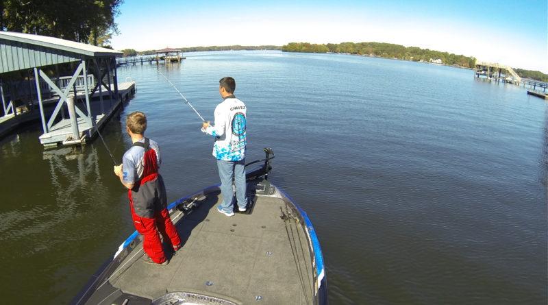 North Carolina Bassmaster High School Series (East) – Lake Gaston