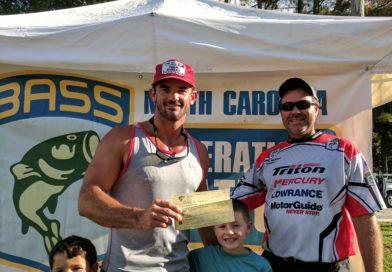 Adam Richardson Wins Wildcard Event